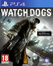 Watch Dogs Boxing Sony PlayStation 4 Video Games