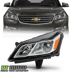 2013-2017 Chevy Traverse Factory Style Headlight Headlamp LH Left Driver Side