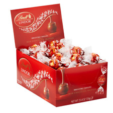 Lindt LINDOR Milk Chocolate Truffles, 25.4 oz, 60 Count