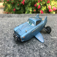 Disney Pixar Cars Finn McMissile with Breather Deluxe Metal Car New No Package