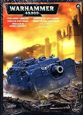 Warhammer 40K Space Marine Vindicator New/Sealed Free Shipping