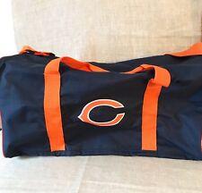 Chicago Bears Miller Lite Duffle Bag Football NFL Travel Gym Bag Official Beer