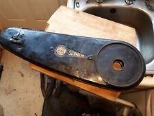 vintage sunbeam bicycle oil bath chainguard