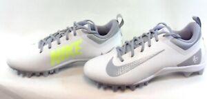 Mens Nike Alpha Huarache 7 Varsity Low LAX BQ4182 109 Lacrosse Cleats Shoes
