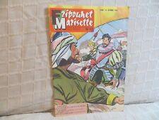 Fripounet et Marisette  19 octobre 1961 n° 42