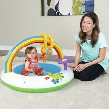 Spielcenter (AUFBLASBAR) Baby Kind Spiel Gym Bogen Planschbecken Activity In Out