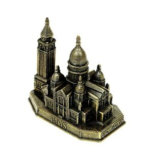 "Sacre Coeur Statue Paris Replica (2.5"") - France Souvenir"