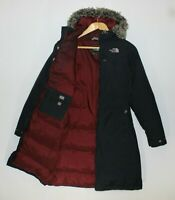 The North Face Down Insulated Hyvent Winter Parka Jacket Womens Size Medium
