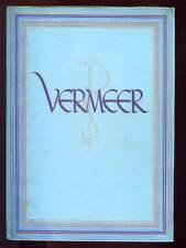 VERMEER - PALET SERIE -OUVRAGE EN NEERLANDAIS -
