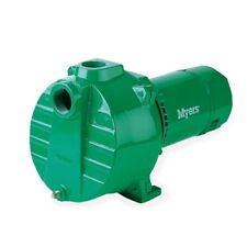 New FE Myers QP-15 11/2 hp Quick Prime Centrifugal Pump
