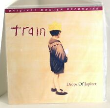 Train Drops of Jupiter Vinyl 2xlp MFSL Mobile Fidelity MOFI Ltd 743/3000