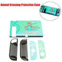Kawaii Animal Crossing Hard Case Cover for Nintendo Switch Console Jon-Cons NEW
