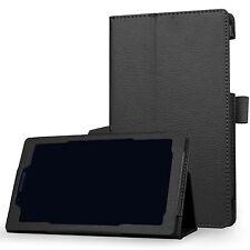 Custodie e copritastiera pieghevole in pelle sintetica per tablet ed eBook Lenovo