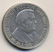 SLOVAKIA 20 korun, 1939, UNC