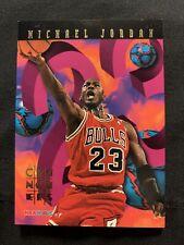 MICHAEL JORDAN 1995-96 Skybox NBA Hoops NUMBER CRUNCHERS