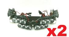2 Code 3 Bmw Motorcycle Bike Rear Pod Insert Led Light 1200 Rt P