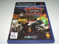 Ratchet and Clank 3 Up Your Arsenal PS2 PAL *No Manual*