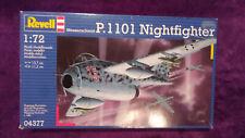 REVELL 1:72 Messerschmitt P.1101 Nightfigher model kit #04377 *SEALED IN BAG*