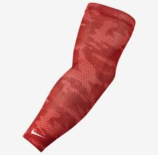 Nike Pro Hunt 2.0 Football Lacrosse Arm Sleeve - Size S/M - Red - FREE SHIPPING