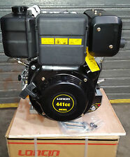 LONCIN 10HP ELECTRIC START DIESEL ENGINE SINGLE CYLINDER YANMAR LOMBARDINI HATZ