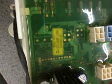 LG Washer Control & User Interface Board part# 6871er1057c
