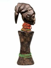 Art Africain Arts Premiers - Ancienne Poupée Yoruba - African Doll - 28,5 Cms ++