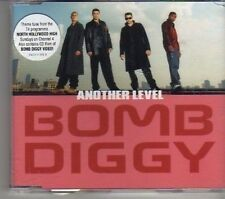 (CR254) Another Level, Bomb Diggy - 1999 Enhanced CD