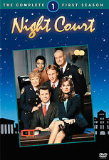 Night Court: The Complete First Season [3 Discs] DVD Region 1 Ships in 24 hours!
