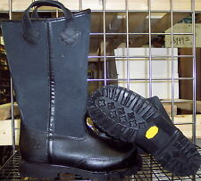 FIREFIGHTER BOOTS 4132 PRO-WARRINGTON FACTORY SECOND SIZE 10D FREE SHIPPING