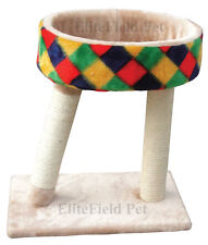 EliteField Cat Tree Furniture Condo House Scratcher Bed Toy Post EFCT-1020