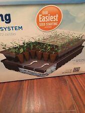Burpee 72-Cell Self Watering & Irrigation Greenhouse Kit Lawn Garden Fertilizer