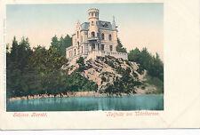 AK aus Reifnitz am Wörthersee mit Schloss Bercht, Kärnten    (D5)
