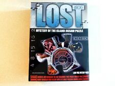 SEALED LOST MYSTERY OF THE ISLAND 1000 PIECE JIGSAW PUZZLE (#1 of 4) THE HATCH
