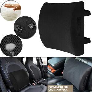 Universal Memory Foam Car Seat Waist Lumbar Cushion Chair Back Support Pillow