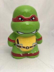 Teenage Mutant Ninja Turtles Raphael 2014 Fab Starpoint Ceramic Bank