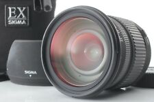 *NEAR MINT* SIGMA AF 18-50mm F/2.8 EX DC Macro For Nikon w/case From JAPAN #102
