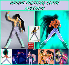 SHIRYU DRAGON FIGHTING CLOTH APPENDIX, para SAINT SEIYA MYTH CLOTH DRAGONE SIRIO