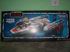 TRU Exclusive Star Wars ROTJ Vintage Collection Y-Wing Fighter