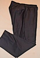 HUGO BOSS (Gibson_Cyl) SMART DESIGNER BLUE WORK TROUSERS W36 L30