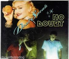 NO DOUBT - DON'T SPEAK (4 track CD single)