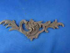 ancien bronze ameublement st LXV XIXe decors coquille ACANTHE buffet commode m