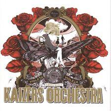 CD Kaizers Orchestra, Violeta 3, Norwegen, norwegisch,