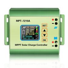 LCD MPPT Solar Laderegler  24/36/48/60/72V 10A 60V DC-DC Boost
