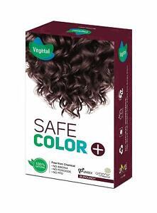 Vegetal Safe Color, Burgundy, 50g