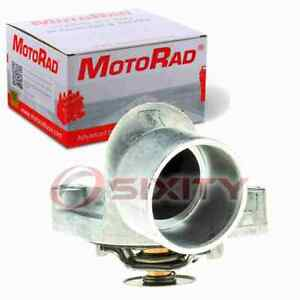 MotoRad Coolant Thermostat Housing Assembly for 2001-2005 Saturn L300 Engine wy