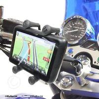 RAM-Mount Motorrad Halterung iPhone Smartphone Navi GPS X-Grip Universalhalter