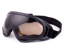 Snow Goggles UV Protection Ski Army Tactical Military Windproof Snow Skiing NEW