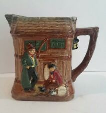 Vintage Royal Doulton Dickens Series Oliver Twist Pitcher RdNo809561