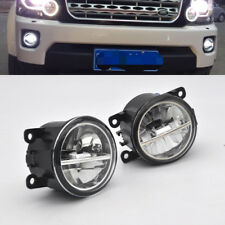 LED cree Projector FOG LIGHT FOR Range Rover Sport Land Freelander 2 Discovery 4