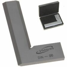 "3"" Bevel Square 90° Right Angle DIN-00 Machinist Precision Design Tool iGaging"